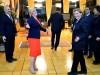 26.11.2015.,Zagreb -  Konzultacije stranaka i koalicija kod predsjednice Kolinda Grabar Kitarovic. Dolazak koalicija Hrvatska raste na konzultacije. Premijer Zoran Milanovic nije pristao na zajednicku fotografiju s predsjednicom. Photo: Marko Prpic/PIXSELL