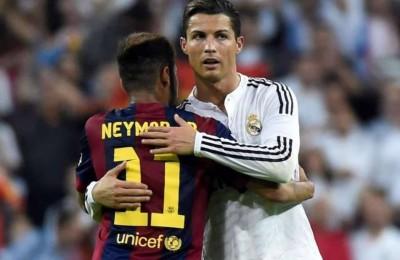 Ronaldo i Neymar