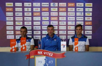nk vitez press